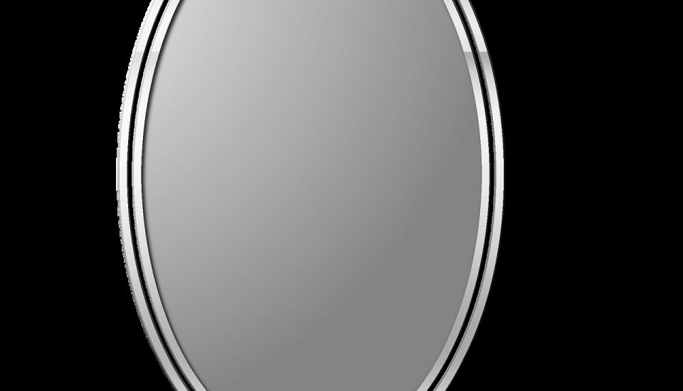 Le miroir.
